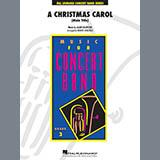 Download or print Alan Silvestri A Christmas Carol (Main Title) (arr. Robert Longfield) - Baritone B.C. Sheet Music Printable PDF 2-page score for Holiday / arranged Concert Band SKU: 419868.