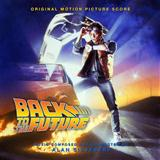 Download or print Alan Silvestri Back To The Future (Theme) Sheet Music Printable PDF 4-page score for Film/TV / arranged Piano Solo SKU: 17395.
