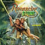 Download or print Alan Silvestri Romancing The Stone (End Credits Theme) Sheet Music Printable PDF 3-page score for Film/TV / arranged Piano Solo SKU: 120793.