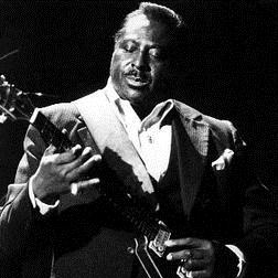 Download Albert King 'Overall Junction' Printable PDF 5-page score for Blues / arranged Guitar Tab (Single Guitar) SKU: 156822.