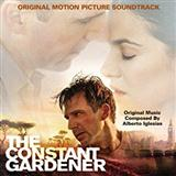 Download or print Alberto Iglesias Funeral/Justin's Breakdown (from The Constant Gardener) Sheet Music Printable PDF 3-page score for Film/TV / arranged Piano Solo SKU: 37409.
