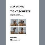 Download Alex Shapiro 'Tight Squeeze - Bb Trumpet 1' Printable PDF 2-page score for Festival / arranged Concert Band SKU: 325123.