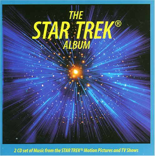 Alexander Courage, Theme from Star Trek(R), Piano, Vocal & Guitar (Right-Hand Melody)