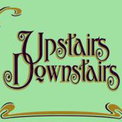 Download or print Alexander Faris Upstairs Downstairs Sheet Music Printable PDF 3-page score for Film/TV / arranged Piano Solo SKU: 32274.