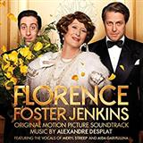 Download Alexandre Desplat 'Florence Foster Jenkins' Printable PDF 4-page score for Film/TV / arranged Piano Solo SKU: 175466.
