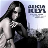 Download Alicia Keys 'Empire State Of Mind (Part II) Broken Down' Printable PDF 5-page score for R & B / arranged Piano, Vocal & Guitar (Right-Hand Melody) SKU: 110077.