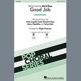 Download or print Alicia Keys Good Job (arr. Roger Emerson) Sheet Music Printable PDF 13-page score for Pop / arranged SAB Choir SKU: 487809.