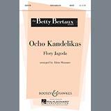 Download Alicia Shumate 'Ocho Kandelikas' Printable PDF 6-page score for Hanukkah / arranged Unison Choir SKU: 73344.