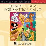 Download or print Allie Wrubel Zip-A-Dee-Doo-Dah [Ragtime version] (arr. Phillip Keveren) Sheet Music Printable PDF 3-page score for Children / arranged Piano Solo SKU: 188830.