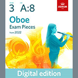 Download or print Althea Talbot-Howard Chanson Militaire (Grade 3 List A8 from the ABRSM Oboe syllabus from 2022) Sheet Music Printable PDF 4-page score for Classical / arranged Oboe Solo SKU: 494083.