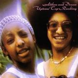 Download or print Althia & Donna Uptown Top Ranking Sheet Music Printable PDF 3-page score for Reggae / arranged Guitar Chords/Lyrics SKU: 45894.