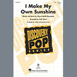 Download Alyssa Bonagura 'I Make My Own Sunshine (arr. Jack Zaino)' Printable PDF 15-page score for Pop / arranged 3-Part Mixed Choir SKU: 428698.