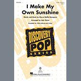 Download Alyssa Bonagura 'I Make My Own Sunshine (arr. Jack Zaino)' Printable PDF 11-page score for Pop / arranged 2-Part Choir SKU: 428700.
