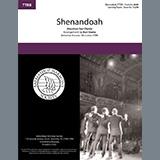 Download or print American Sea Chanty Shenandoah (arr. Burt Szabo) Sheet Music Printable PDF 4-page score for Folk / arranged TTBB Choir SKU: 474954.