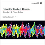 Download Amy Kempton 'Kendor Debut Solos' Printable PDF 40-page score for Instructional / arranged Flute and Piano SKU: 124985.