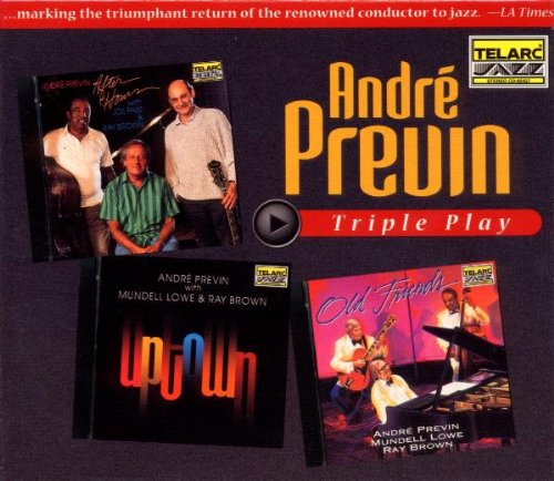 Easily Download Andre Previn Printable PDF piano music notes, guitar tabs for Piano, Vocal & Guitar (Right-Hand Melody). Transpose or transcribe this score in no time - Learn how to play song progression.