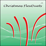 Download Andrew Balent 'Christmas Flexduets - Cello' Printable PDF 16-page score for Christmas / arranged String Ensemble SKU: 441013.