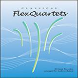 Download Andrew Balent 'Classical FlexQuartets - C Treble Clef Instruments' Printable PDF 22-page score for Classical / arranged Woodwind Ensemble SKU: 404482.