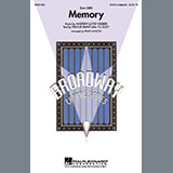 Download or print Andrew Lloyd Webber Memory (from Cats) (arr. Philip Lawson) Sheet Music Printable PDF 7-page score for Broadway / arranged SSAA Choir SKU: 419787.