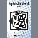 Download Anita Kerr 'Pop Goes The Weasel - Bass' Printable PDF 2-page score for Folk / arranged Choir Instrumental Pak SKU: 294962.