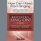 Download or print Anna Bartlett Warner and Robert Wadsworth Lowry How Can I Keep From Singing (arr. Reginal Wright) Sheet Music Printable PDF 14-page score for Concert / arranged TBB Choir SKU: 433615.