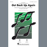 Download Anna Kendrick 'Get Back Up Again (from Trolls) (arr. Mac Huff)' Printable PDF 11-page score for Film/TV / arranged 3-Part Mixed Choir SKU: 179659.