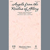 Download or print Anna Laura Page Angels From The Realms Of Glory Sheet Music Printable PDF 10-page score for Gospel / arranged Percussion Solo SKU: 99655.