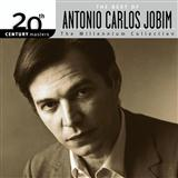 Download or print Antonio Carlos Jobim Agua De Beber (Water To Drink) Sheet Music Printable PDF 2-page score for Jazz / arranged Real Book – Melody & Chords – Eb Instruments SKU: 61713.