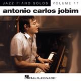 Download Antonio Carlos Jobim 'So Danco Samba [Jazz version] (arr. Brent Edstrom)' Printable PDF 4-page score for Jazz / arranged Piano Solo SKU: 156152.
