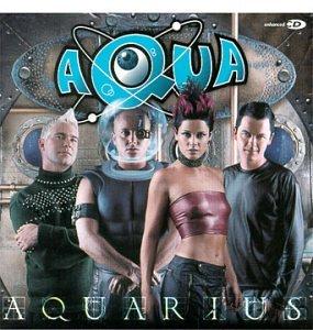 Aqua, Freaky Friday, Piano, Vocal & Guitar