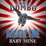Download or print Arcade Fire Baby Mine (from the Motion Picture Dumbo) Sheet Music Printable PDF 4-page score for Children / arranged Piano, Vocal & Guitar (Right-Hand Melody) SKU: 411353.