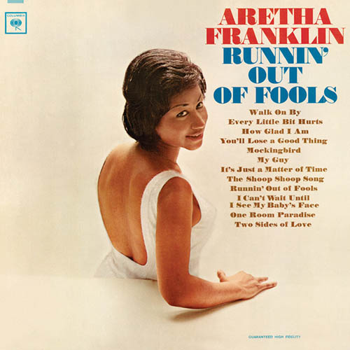Easily Download Aretha Franklin Printable PDF piano music notes, guitar tabs for Piano, Vocal & Guitar (Right-Hand Melody). Transpose or transcribe this score in no time - Learn how to play song progression.
