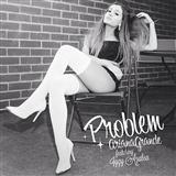 Download Ariana Grande 'Problem (feat. Iggy Azalea)' Printable PDF 5-page score for Pop / arranged E-Z Play Today SKU: 425932.