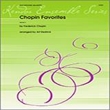Download Art Dedrick 'Chopin Favorites - Eb Alto Saxophone' Printable PDF 1-page score for Classical / arranged Woodwind Ensemble SKU: 339388.