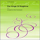 Download or print Arthur Frackenpohl Kings Of Ragtime, The - Full Score Sheet Music Printable PDF 21-page score for Classical / arranged Brass Ensemble SKU: 313804.