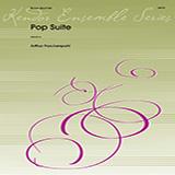 Download or print Arthur Frackenpohl Pop Suite - 2nd Bb Trumpet Sheet Music Printable PDF 3-page score for Concert / arranged Brass Ensemble SKU: 368336.