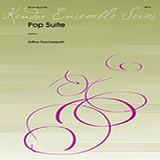 Download or print Arthur Frackenpohl Pop Suite - Full Score Sheet Music Printable PDF 11-page score for Classical / arranged Brass Ensemble SKU: 380397.