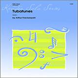 Download Arthur Frackenpohl 'Tubatunes' Printable PDF 10-page score for Classical / arranged Brass Solo SKU: 124776.
