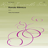 Download or print Arthur Frankenpohl Rondo Ritmico - Tuba Sheet Music Printable PDF 2-page score for Concert / arranged Brass Ensemble SKU: 374049.