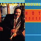 Download Arturo Sandoval 'Hot House' Printable PDF 2-page score for Standards / arranged Trumpet Transcription SKU: 198932.