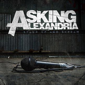 Easily Download Asking Alexandria Printable PDF piano music notes, guitar tabs for Guitar Tab. Transpose or transcribe this score in no time - Learn how to play song progression.