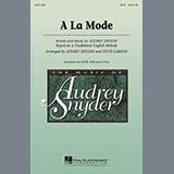 Download or print Audrey Snyder A La Mode Sheet Music Printable PDF 11-page score for Light Concert / arranged 2-Part Choir SKU: 289753.