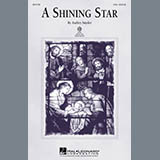 Download or print Audrey Snyder A Shining Star Sheet Music Printable PDF 7-page score for Christmas / arranged 2-Part Choir SKU: 290054.