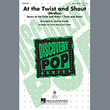 Download Audrey Snyder 'At The Twist And Shout' Printable PDF 2-page score for Pop / arranged 2-Part Choir SKU: 89902.