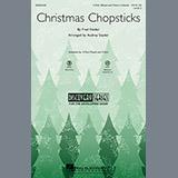 Download or print Audrey Snyder Christmas Chopsticks Sheet Music Printable PDF 15-page score for Christmas / arranged 2-Part Choir SKU: 89234.
