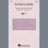 Download or print Audrey Snyder Festival Cantate Sheet Music Printable PDF 9-page score for Festival / arranged 2-Part Choir SKU: 405079.