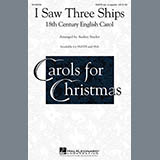 Download or print Audrey Snyder I Saw Three Ships Sheet Music Printable PDF 11-page score for Christmas / arranged Choir SKU: 158821.