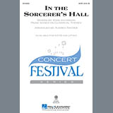 Download or print Audrey Snyder In The Sorcerer's Hall Sheet Music Printable PDF 1-page score for Halloween / arranged 2-Part Choir SKU: 153253.