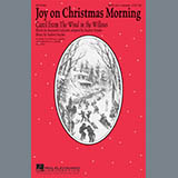 Download or print Audrey Snyder Joy On Christmas Morning (Carol from The Wind In The Willows) Sheet Music Printable PDF 8-page score for Carol / arranged 2-Part Choir SKU: 289869.