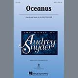 Download or print Audrey Snyder Oceanus Sheet Music Printable PDF 7-page score for Concert / arranged 2-Part Choir SKU: 96786.